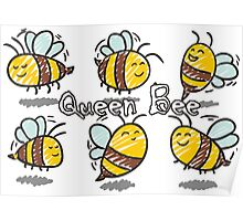 Queen Bee Poster