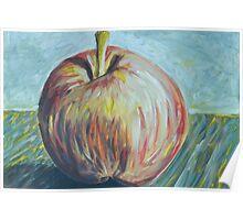 Gravenstein Apple Poster