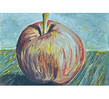 Gravenstein Apple Photographic Print
