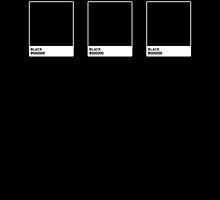 Black #000000 by Diesel Laws