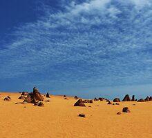 The Desert by myraj