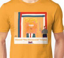Trump the Creamsicle by Roger Pickar, Goofy America Unisex T-Shirt
