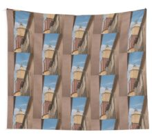 Church Tower Wall Tapestry