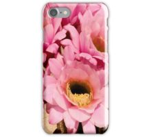 Cactus Flowers iPhone Case/Skin