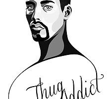 Thug Addict #2 v.1 by Shane  Luskie