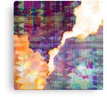Feeling Polluted Canvas Print