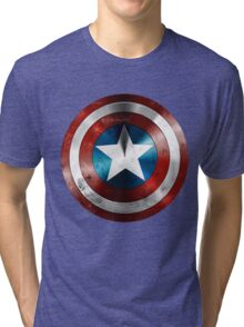 captain america Tri-blend T-Shirt