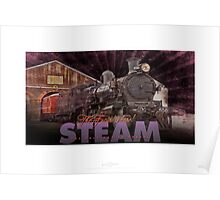 Steamtrain2 Poster
