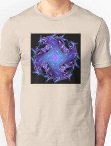 Lavender Blue Unisex T-Shirt