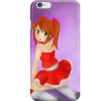 Amy the Canadian Maiden iPhone Case/Skin