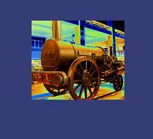 Steam Locomotive Extra Bronze Unisex T-Shirt