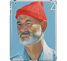 Steve Zissou iPad Case/Skin