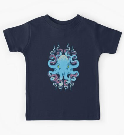 Twisted Tentacles Kids Clothes