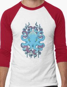 Twisted Tentacles Men's Baseball ¾ T-Shirt