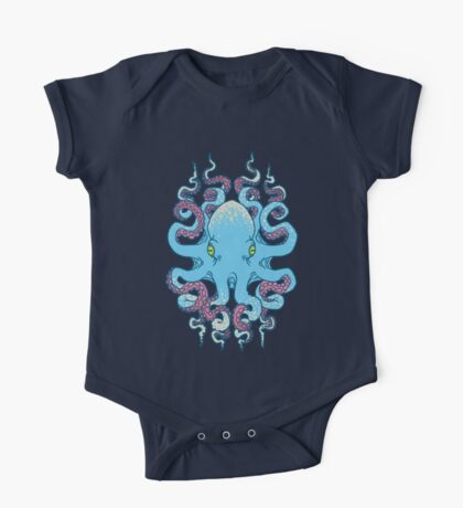 Twisted Tentacles One Piece - Short Sleeve