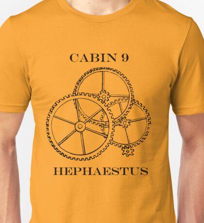 Camp Halfblood - Hephaestus Cabin Unisex T-Shirt