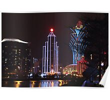 Macau by Night # 1 Poster