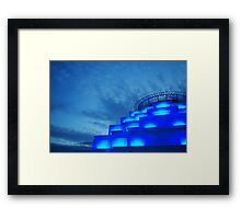 Buddhist Stupa- Bendigo Great Stupa  Framed Print