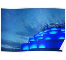 Buddhist Stupa- Bendigo Great Stupa  Poster