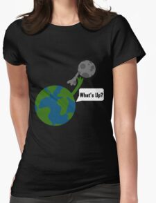 Space Bros Womens Fitted T-Shirt