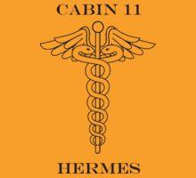 Camp Halfblood - Hermes Cabin by misseva228