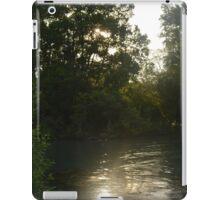 waters ripple iPad Case/Skin