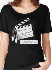 Native Storyteller Women's Relaxed Fit T-Shirt