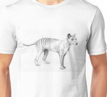 Tasmanian Tiger (believed to be extinct) Unisex T-Shirt
