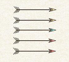 Arrows. Hoodie