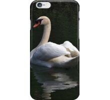 White Prince Swan iPhone Case/Skin