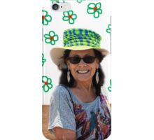 A Different Mad Hatter In Wonderland!  iPhone Case/Skin