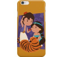 Aladdin and Jasmine iPhone Case/Skin