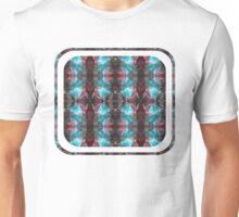 Ornate Polygon Mosaic 11 Unisex T-Shirt