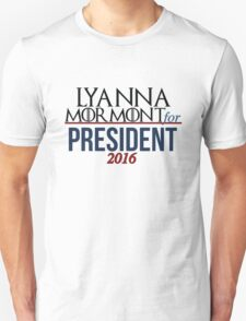Lyanna Mormont - Game of Thrones Unisex T-Shirt