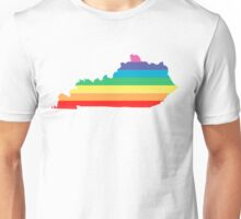 rainbow kentucky Unisex T-Shirt