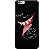 Sharp Tooth Motivation iPhone Case/Skin