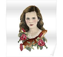 "Hermione ""Better Than U"" Granger Poster"