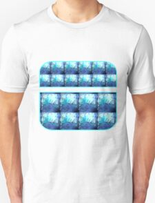 Ornate Polygon Mosaic 10 Unisex T-Shirt