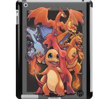 Charmander Evolution iPad Case/Skin
