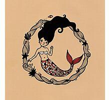 Little mermaid Photographic Print