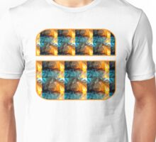 Ornate Polygon Mosaic 9 Unisex T-Shirt