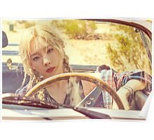 kim taeyeon why 6 Poster