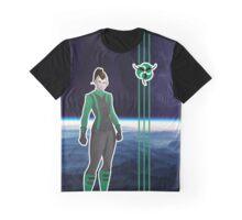 Living Starship Ciirtah female Graphic T-Shirt
