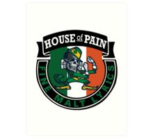 House of Pain The Fighting Irish Art Print