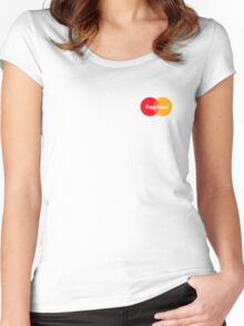 Mastercard TrapSoul Women's Fitted Scoop T-Shirt