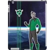 Living Starship Ciirtah Male iPad Case/Skin