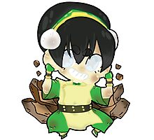 Avatar the Last Airbender || Toph Photographic Print