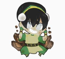 Avatar the Last Airbender || Toph by Mia Restrepo