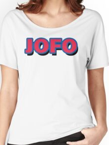 stickers jofo Women's Relaxed Fit T-Shirt