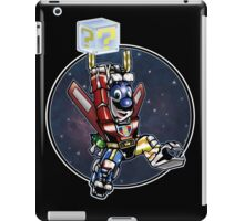 Super Retro Bro! iPad Case/Skin